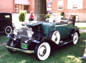 1932 Chevrolet (owner: Andy Folmer)