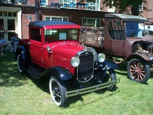 1931 Ford Pickup (owner: James Johns)