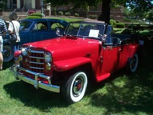 1950 Willy's (owner: Wayne Weaver)