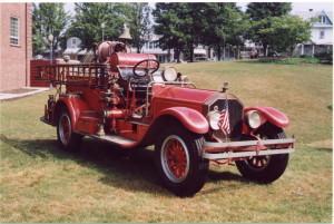 1929 American LaFrance (owner: Ed Frey)
