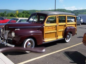 1941 Ford Woody (owner: Al & Ann Reeves)