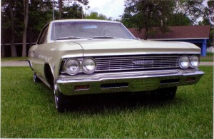 1966 Chevrolet Malibu (owner: Dick Bennett)