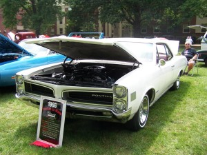 1966 Pontiac LeMans (owner: James Barto)