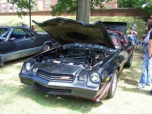 1981 Chevrolet Camaro (owner: Nathan Mowrey)