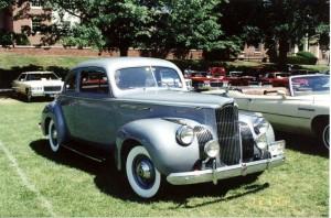 1941 Packard (owner: Brian Lynch)