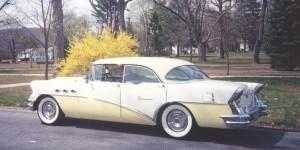 1956 Buick (owner: Eugene & Emily Chianelli)
