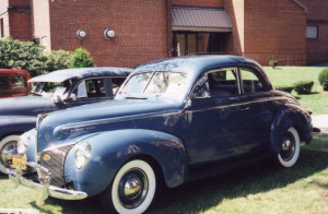 1940 Mercury (owner: John & Rosie Beattie)