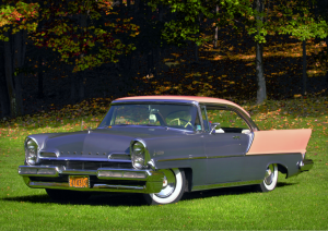 1957 Lincoln Premier (owner: Herb Seltzer)