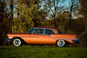 1957 Oldsmobile Super 88 (owner: Patrick Pulsifer)